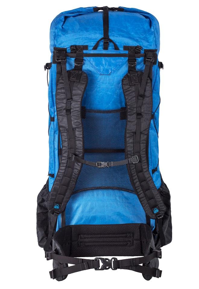 Zpacks Arc Blast 55l Backpack Backpackinglight Dk