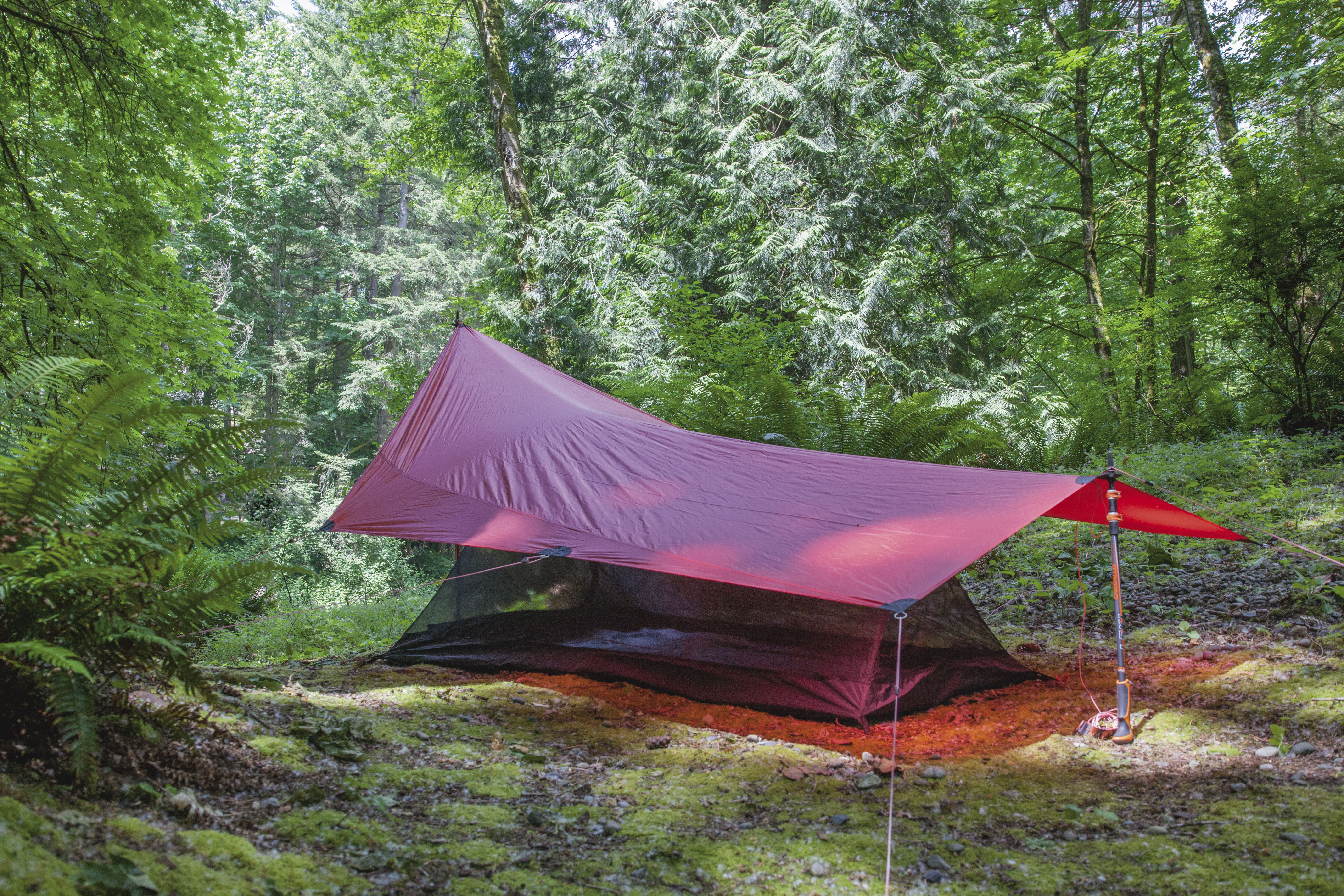 hilleberg mesh tent 1 backpackinglightdk