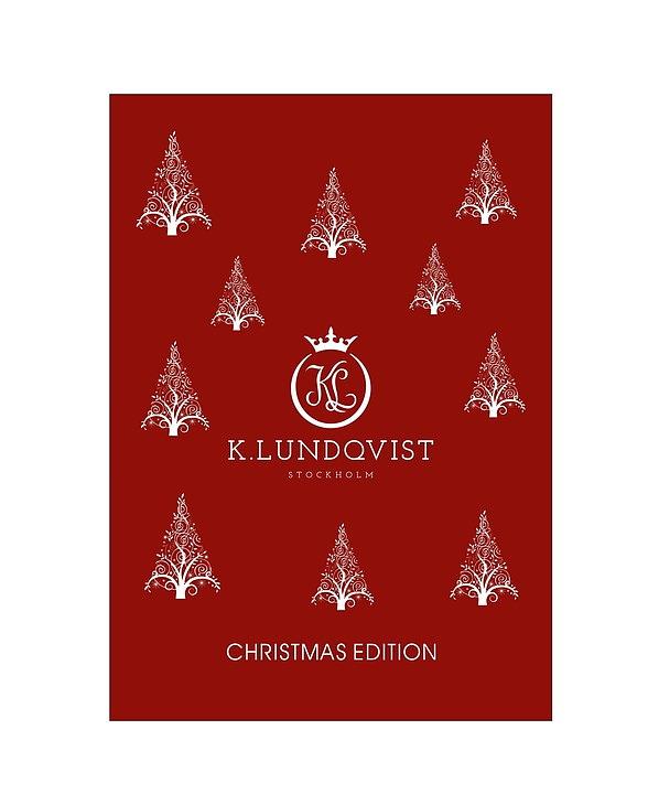 K Lundqvist Stockholm Doftpåse Christmas Editon