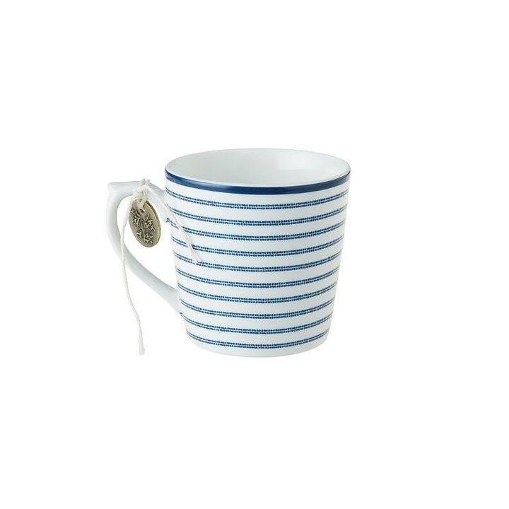 Laura Ashley Mugg liten Candy stripe