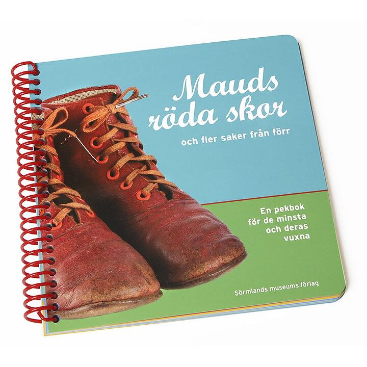 Sörmlands museums butik - Mauds röda skor d4f677c2121e3