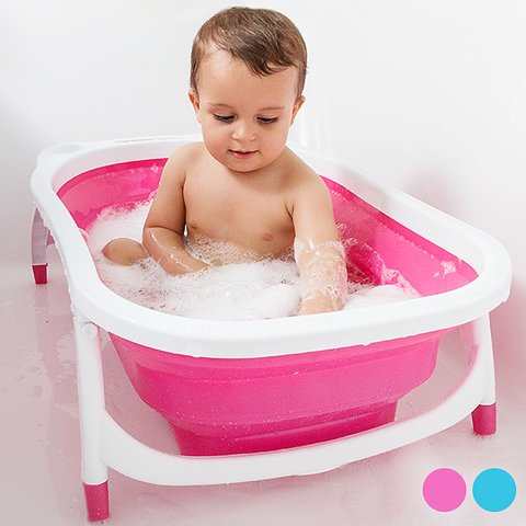 Hopfällbart badkar för barn 9d36dc28856c7