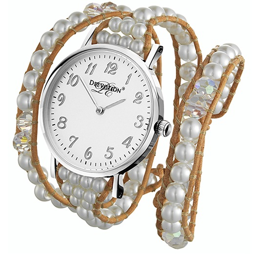 Pure White - Triple Wrap - Women´s Watch