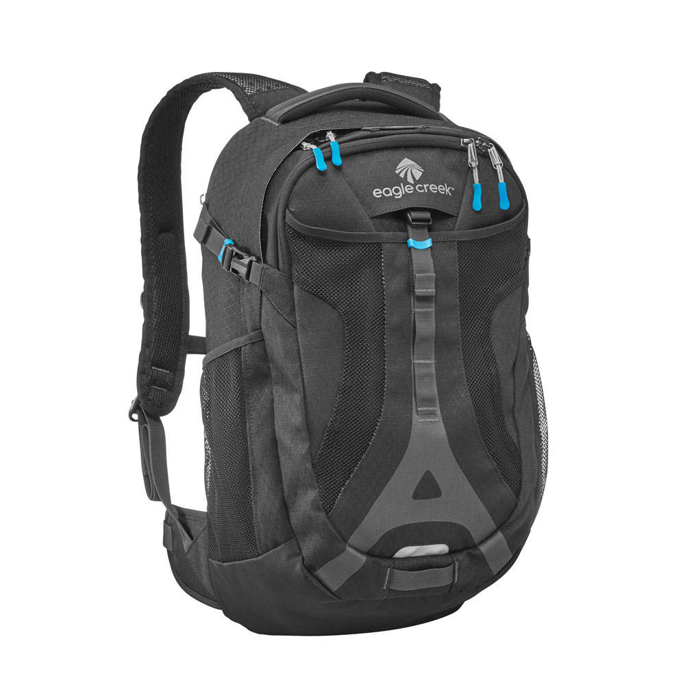 Ryggsäck - EAGLE CREEK Afar Backpack Black - PICKPACK 23ae3ea3a45a6