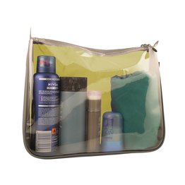 Transparent necessär - SEA TO SUMMIT Travelling Light See Pouch Large a42d26d94ef92