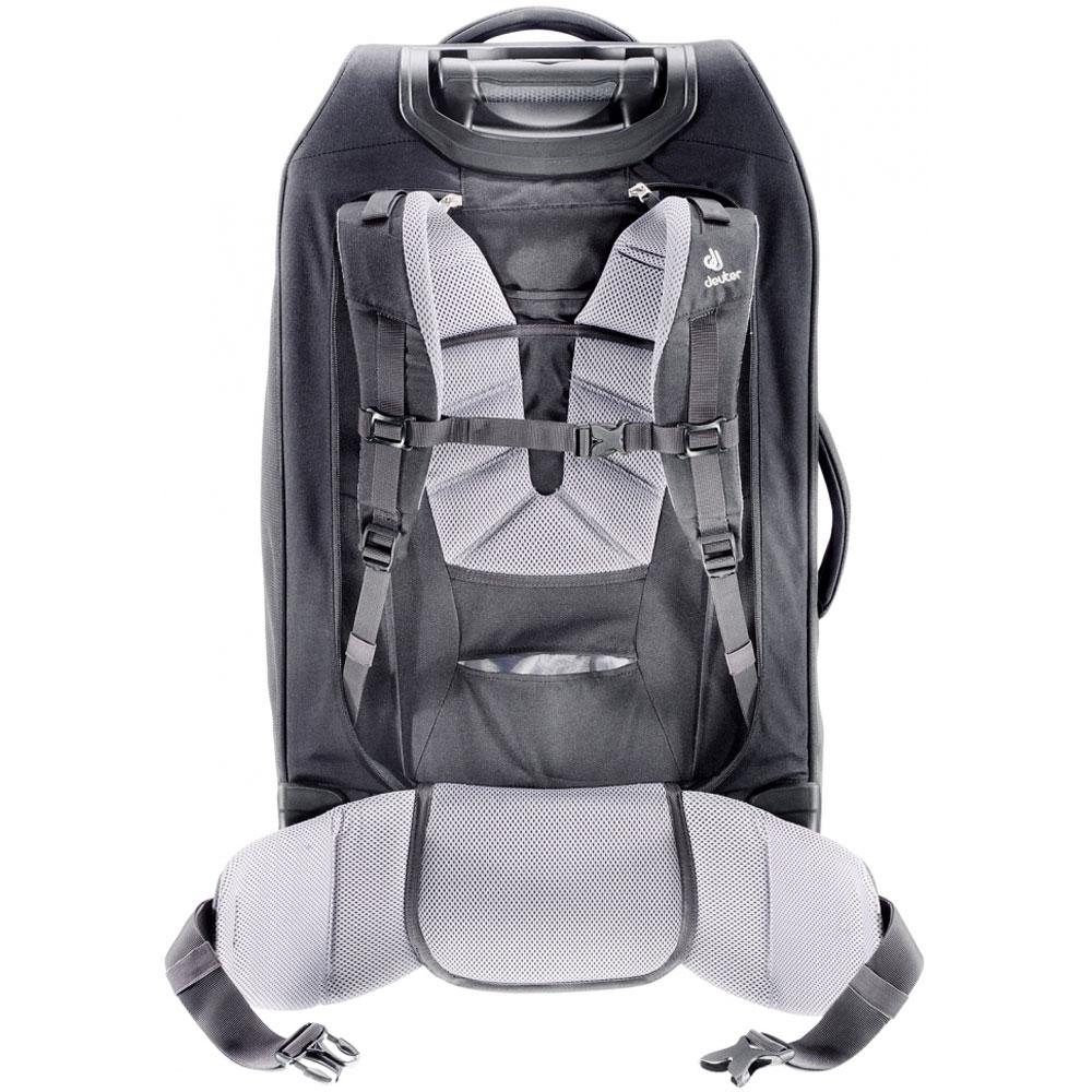 Kombinerad hjulväska och ryggsäck - Reseväska på hjul med bärsystem ... 52464b9d8e8b5