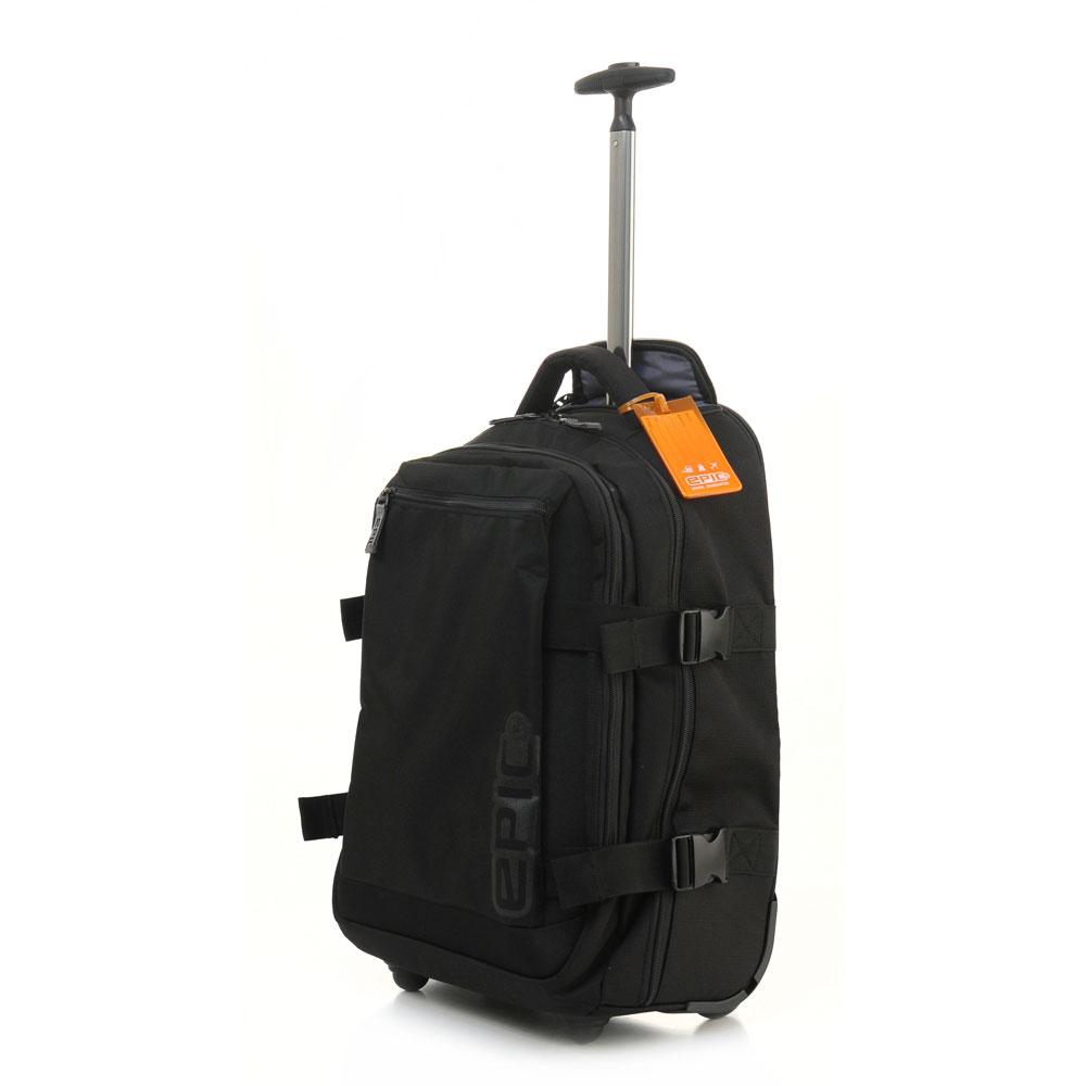 Mjuk kabinväska ryggsäck - EPIC Explorer Backpack Trolley 54 09f341afcdbc1