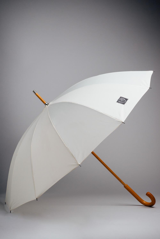 Rain & Son: Buy a White Umbrella online today.