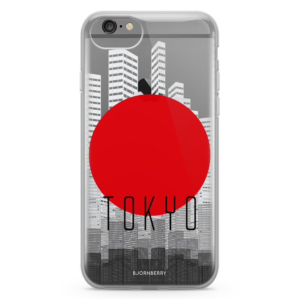 iPhone 6 6s Fashion Skal - Tokyo - Bjornberry 94cc00c3b7604