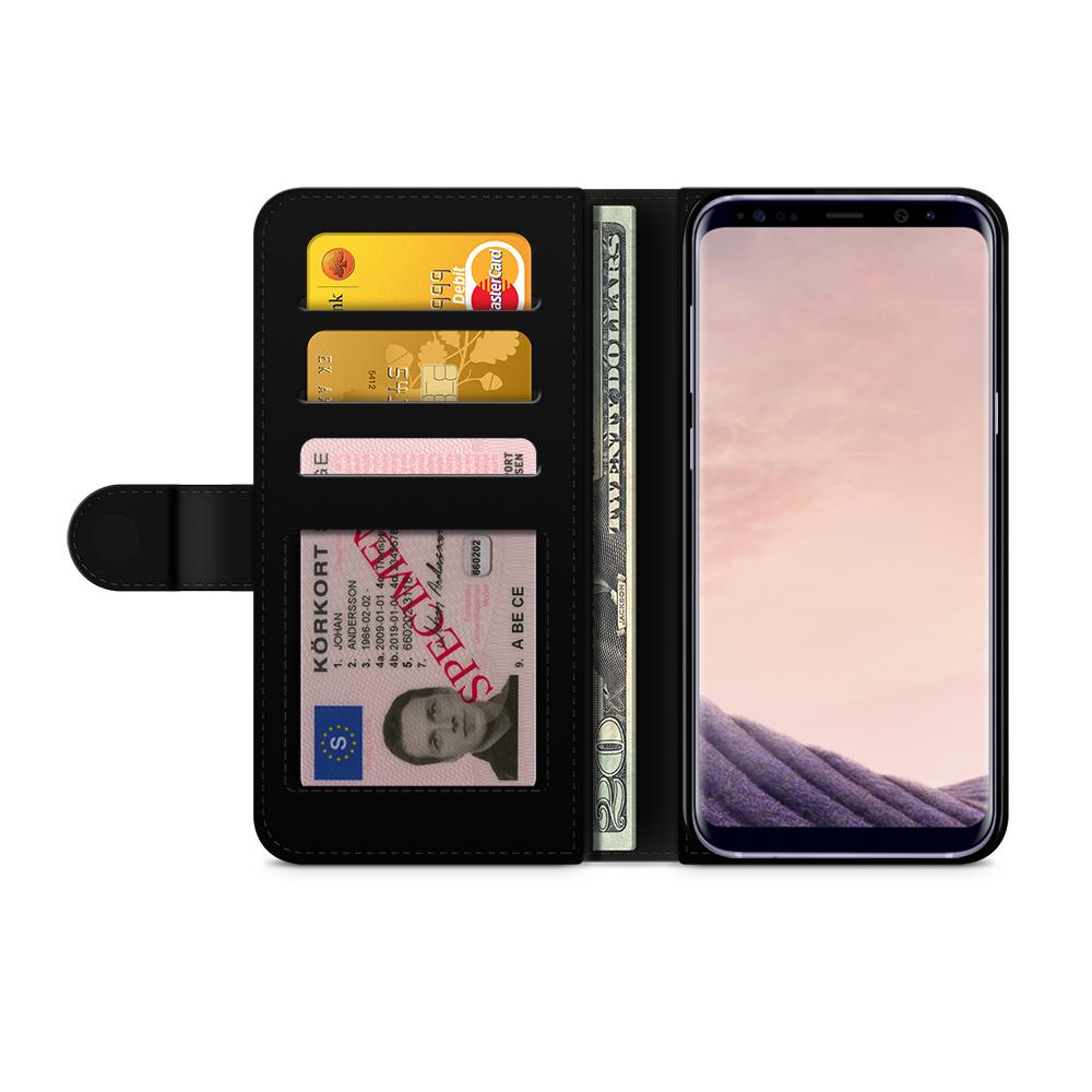 Samsung Galaxy S8 Plus Wallet Case - Photo Hedgehog - Bjornberry 90f3e98d481b4
