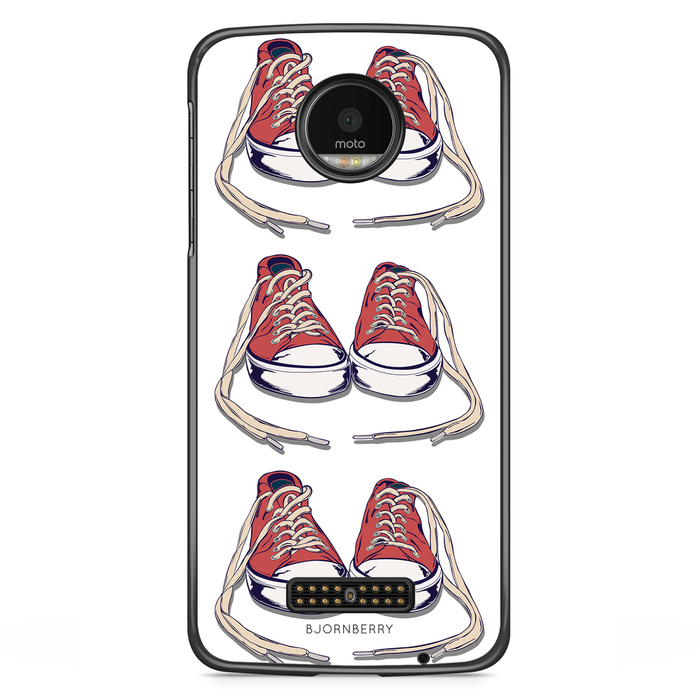 Motorola Moto Z Skal - Skor - Bjornberry 62f6072b1786c