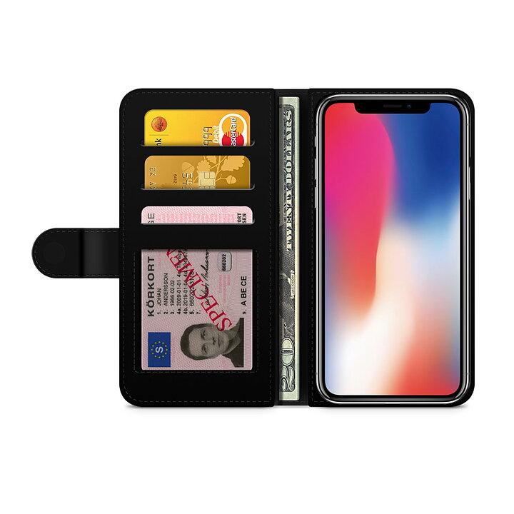 iPhone X   XS Plånboksfodral - Camel Pose - Bjornberry a07a9da9160b7