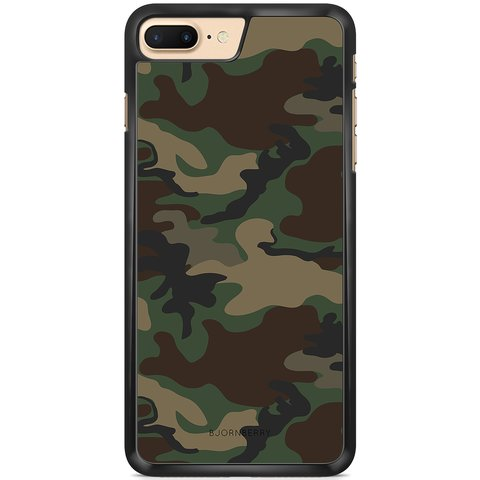 iPhone 7 Plus Skal - Kamouflage dfe17a74395cc