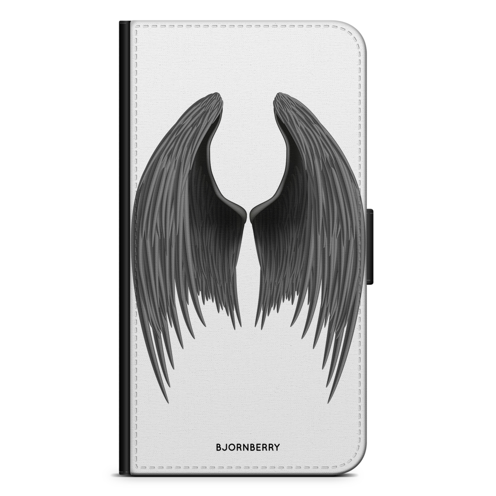 Google Pixel Wallet Case Angel Wings Bjornberry