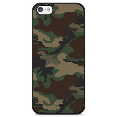 iPhone 5 5s SE Skal - Kamouflage 5bfa881a08afb