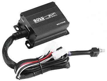 Boss Kromade Bluetooth-högtalare till ATV MC - CD BILRADIO AB 268f2886203af