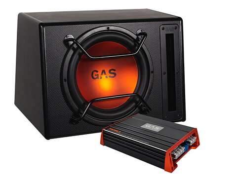GAS ALPHA 112 + GAS PRO 80.2 4950ec7ae6414