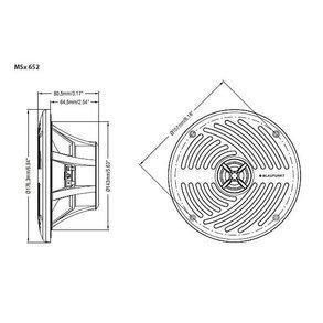 Blaupunkt MSX652 - CD BILRADIO AB 765429de80731