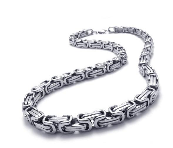 kejsarlänk silver billigt