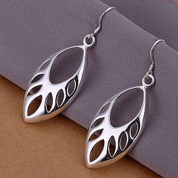 Smycken - Fint och Billigt - Eleganta Silverpläterade Mode Örhängen 723bf89ea0d07