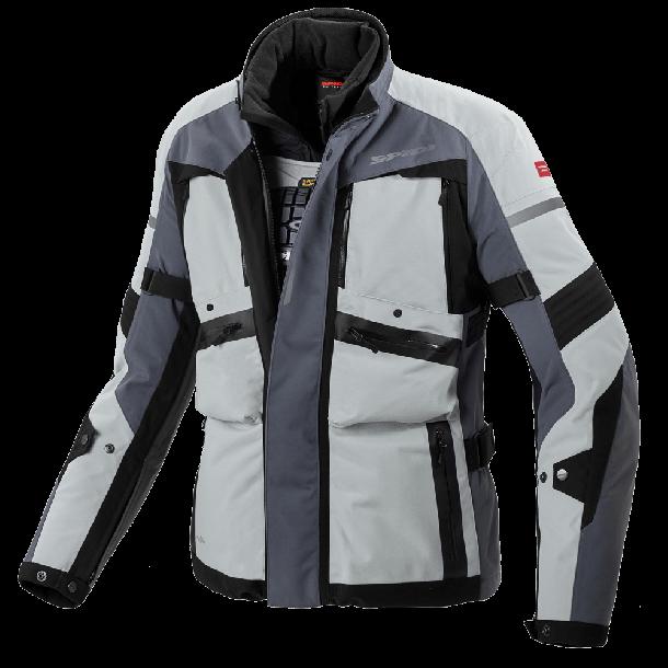 42550d2c0c6 Globetracker Spidi jacket H2Out - MotoCultura.se