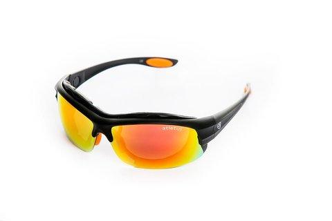 Atletus - Black Ultimate - Sportglasögon 96c254c4852ee