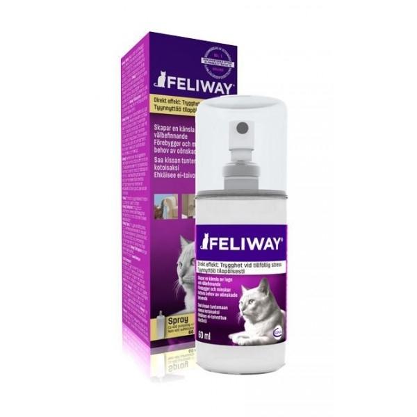 lugnande spray för katter