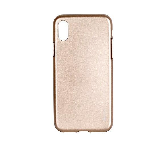Metal Case iPhone X XS Gold - MissDiva b481a8ff8e5d1