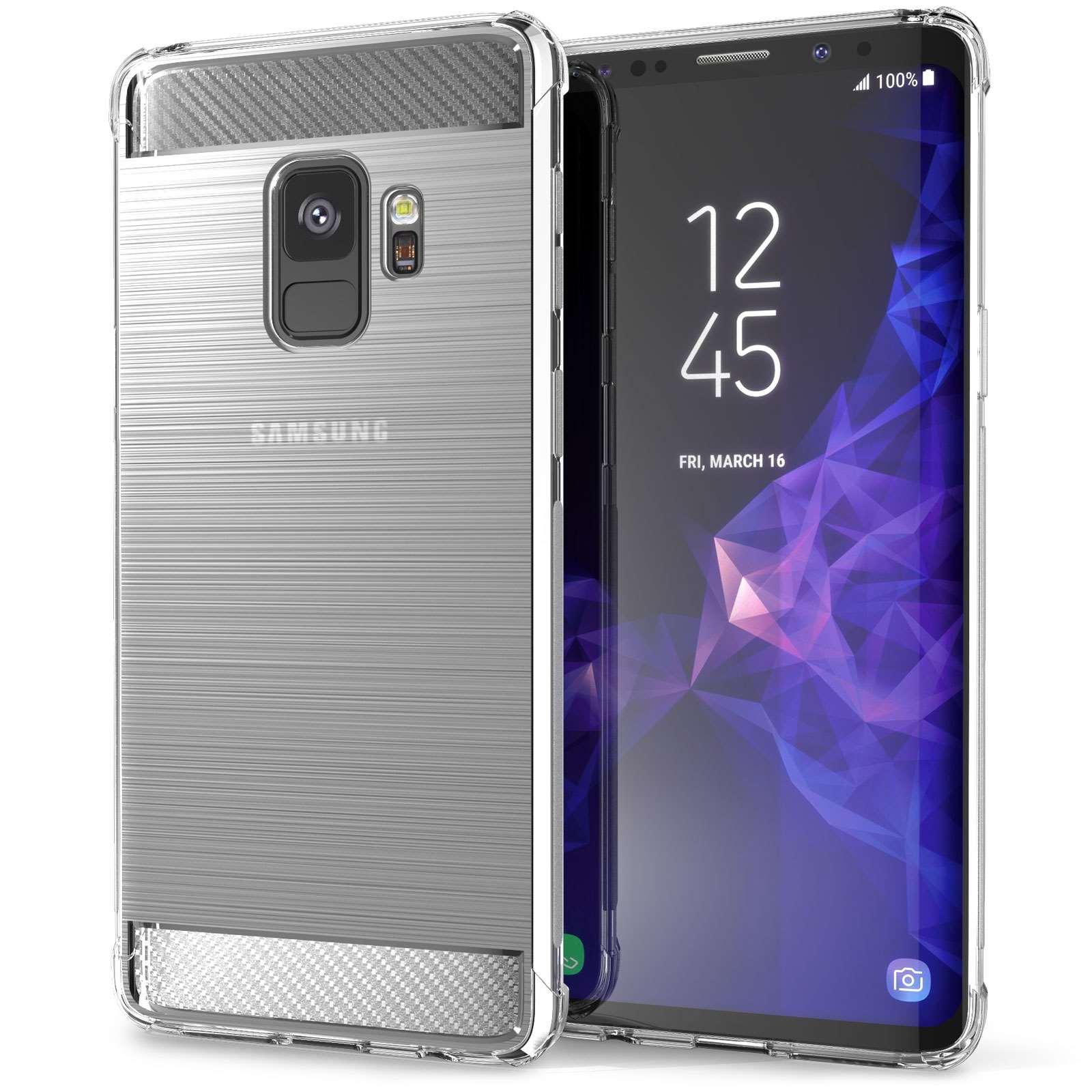 Mobilskal Samsung Galaxy S9 Anti Fall Clear - MissDiva 143c6d85c529a