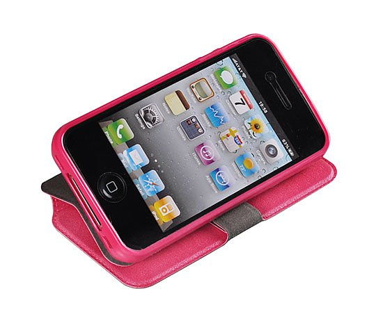 Plånboksfodral iPhone 7 8 Rosa - MissDiva 456d57c23f6ff