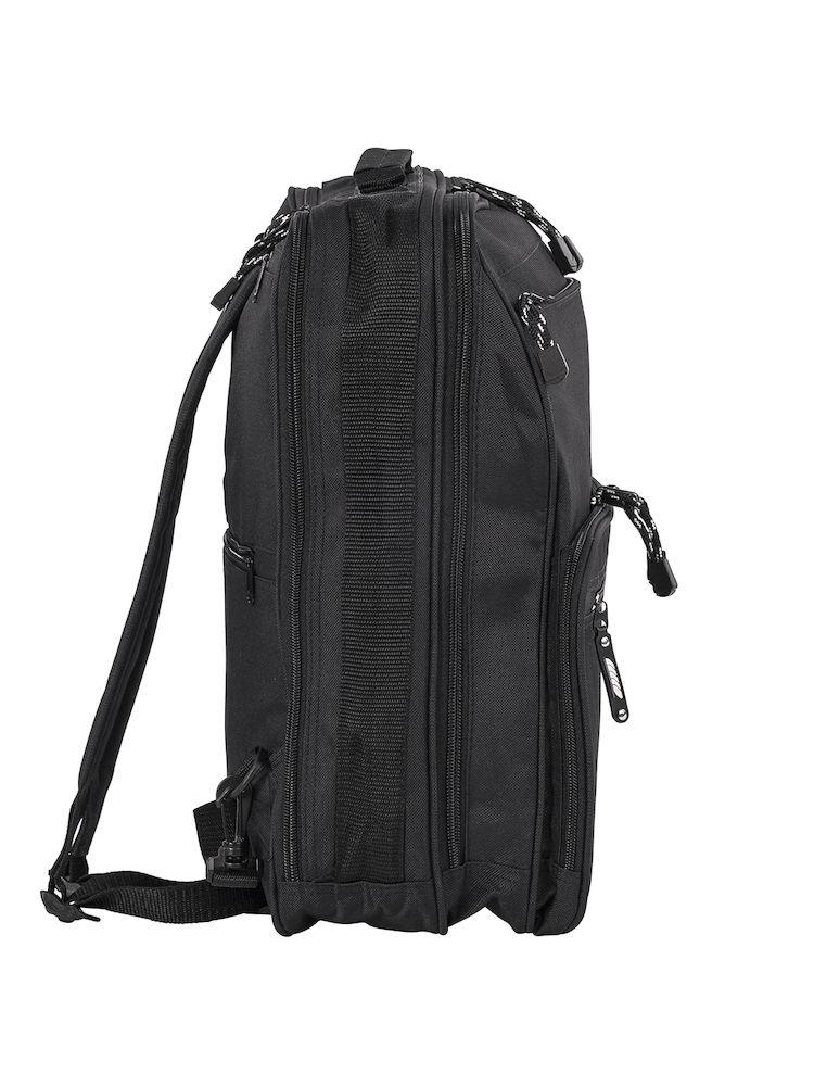 Datorryggsäck - Black Line Computer Backpack - SweSac Väskor 0d31ff646b708