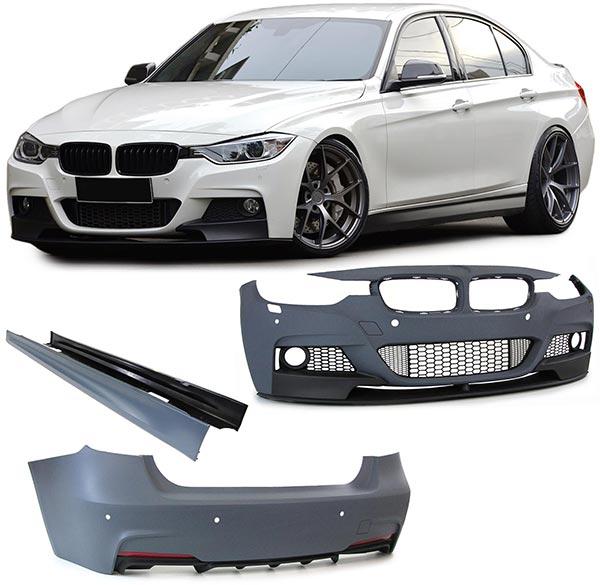 BMW F30 F31 3 Series M Sport Body Kit