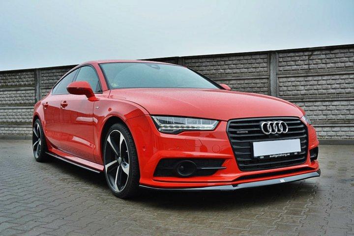 Audi A7 S Line Front Lip Car Accessories