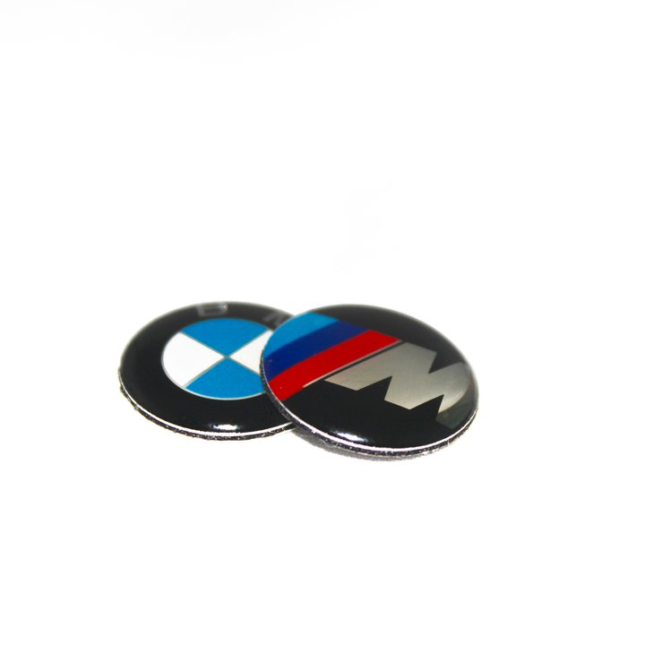 Bmw M Sticker For Control Panel Stereo Auto Accessories
