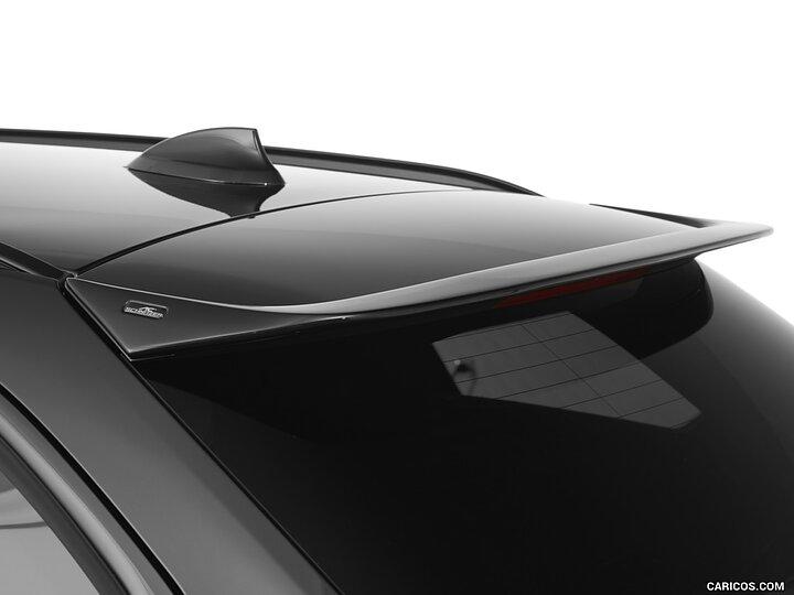 BMW E Touring Roof Spoiler AC Schnitzer Auto Accessories - Ac schnitzer spoiler