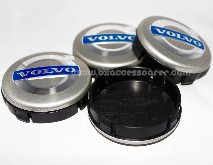 Volvo Wheel Center Hub Cap In 65mm Car Accessories