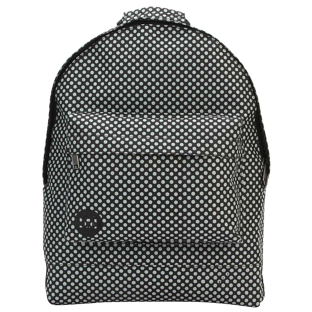 Mi-Pac Microdot Ryggsäck Black Grey - Standtall.se 9c04375c34b2b