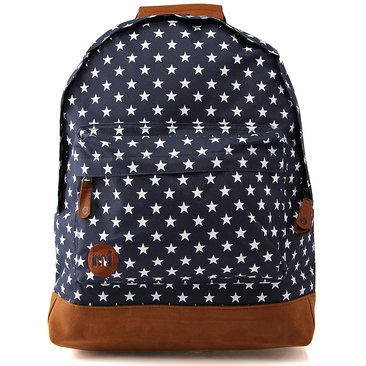 Mi-Pac All Stars Backpack Navy - Standtall.se 5ec8ca67e7efd