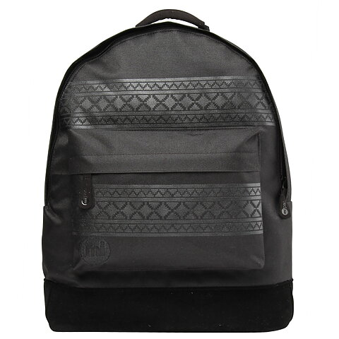 Mi-Pac Nordic Backpack All Black - Standtall.se 2910b8fbe89fb