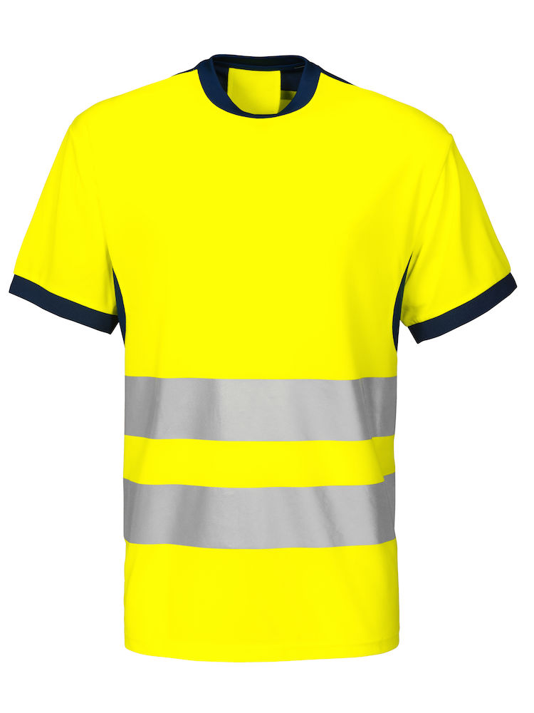 Projob 6009 T-shirt EN ISO 20471-Klass 2 - Aramba 1030d12ece8ad