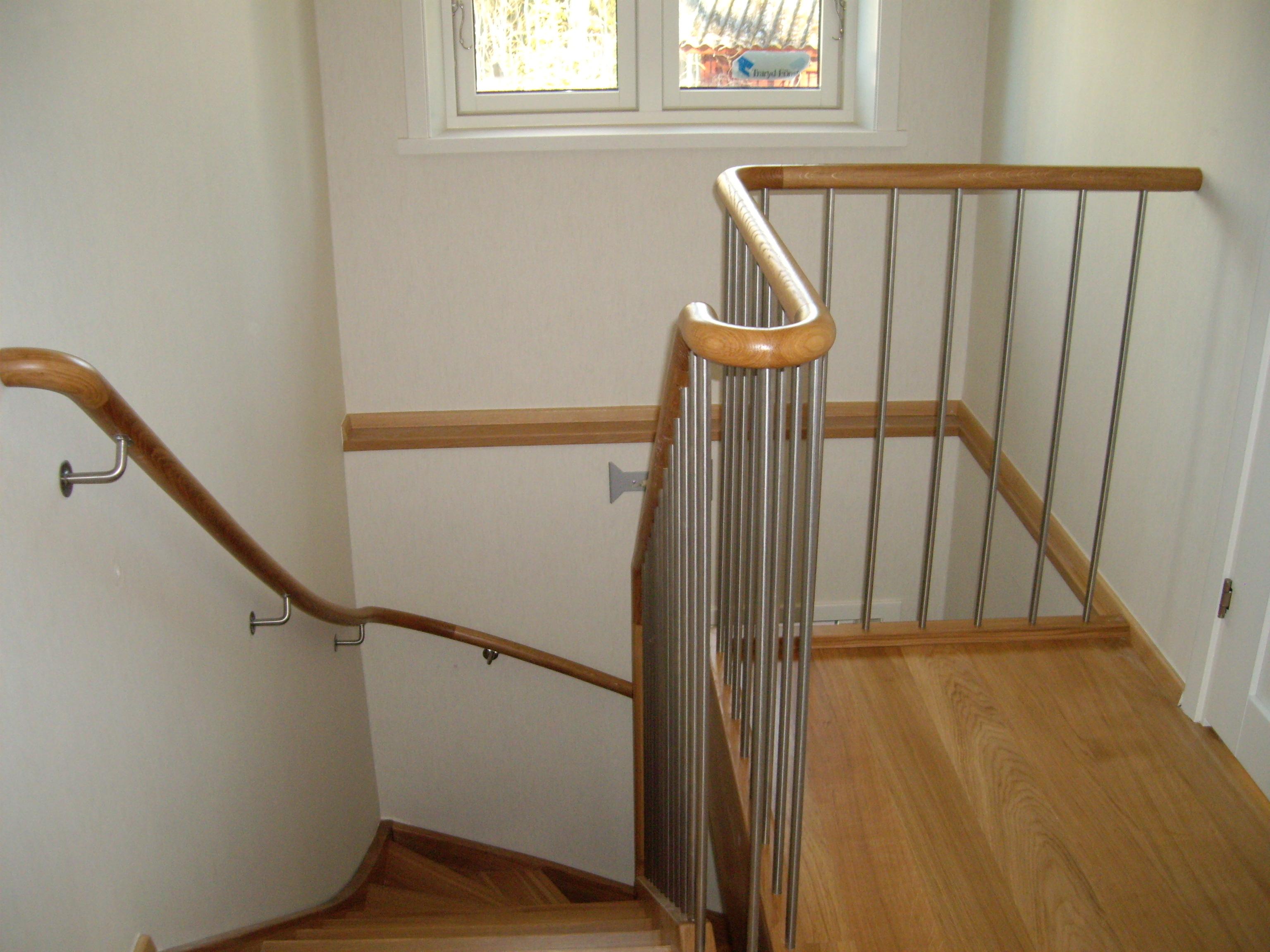 ledstång till trappa