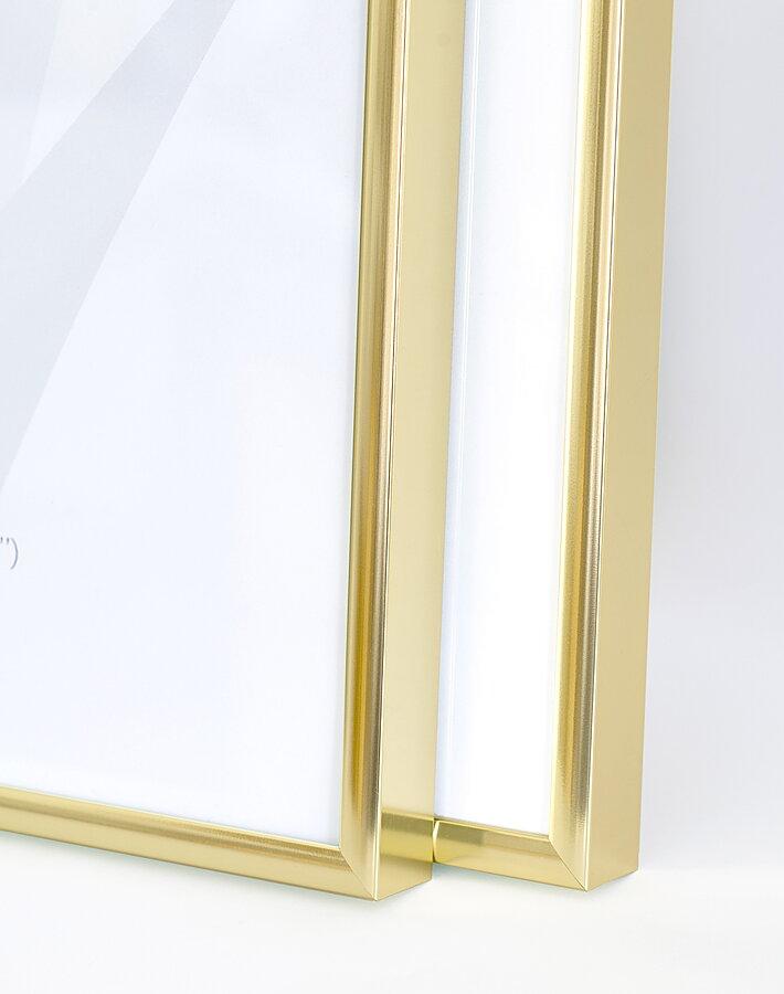 Buy frames online - Gold frame, 50x70 cm - Insplendor.com